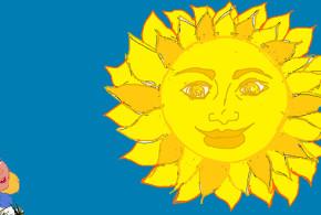 ASTRO ĆOŠE ALIsa Sunce, Sunce, Sunce!!