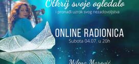 Online radionica Otkrij svoje ogledalo