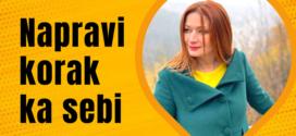Online program sa Milenom Marović: Napravi korak ka sebi